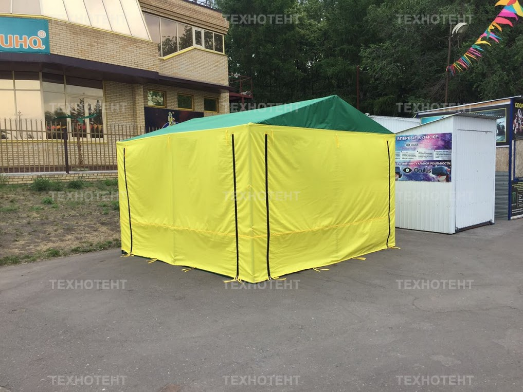 Палатка для уличной торговли