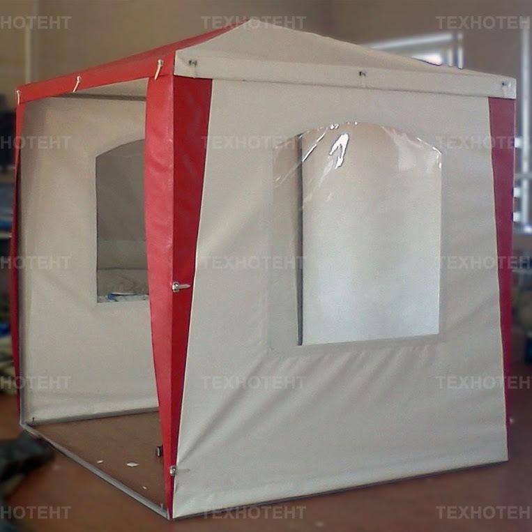Выставочная палатка пвх